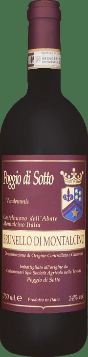 Brunello di Montalcino Poggio di Sotto 2015 0.75 lt.