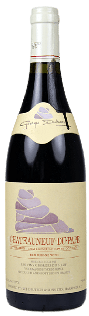 Chateauneuf du Pape Georges Duboeuf 1993 0.75 lt.