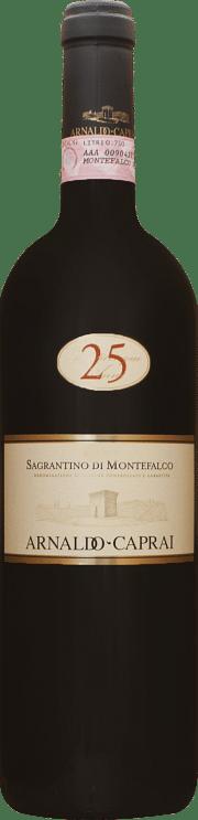Sagrantino Di Montefalco 25 Anni Caprai 2015 0.75 lt.