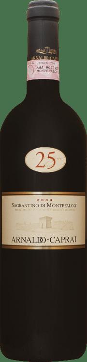 Sagrantino Di Montefalco 25 Anni Caprai 2004 3 lt.