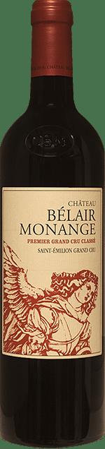 Chateau Bel Air Monange Grand Cru 2015 0.75 lt.