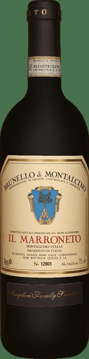 Brunello di Montalcino Il Marroneto 2015 0.75 lt.