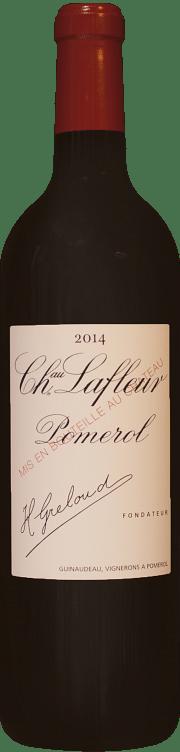 Chateau La Fleur Pomerol 2014 0.75 lt.
