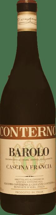 Barolo Cascina Francia Conterno 2016 1.5 lt.