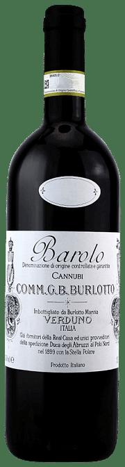Barolo Cannubi Burlotto 2016 0.75 lt.