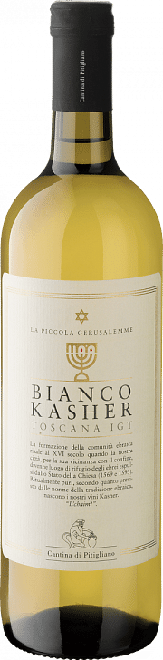 Bianco Kasher Cantina di Pitigliano 2015 0.75 lt.