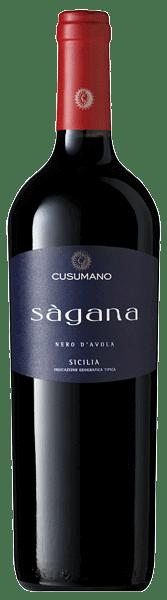 Saganà Cusumano 2002 0.75 lt.