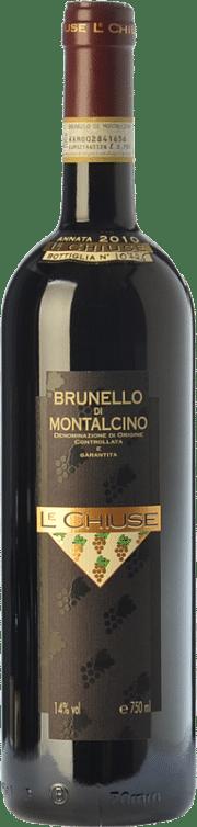 Brunello di Montalcino Le Chiuse 2015 0.75 lt.