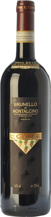 Brunello di Montalcino Le Chiuse 2016 0.75 lt.