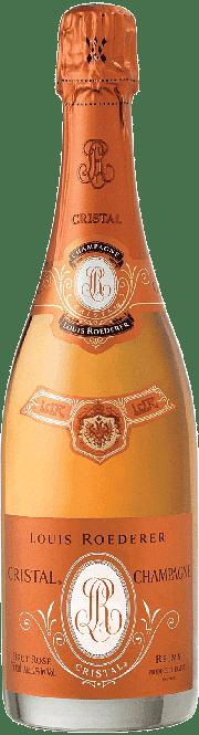 Champagne Cristal Brut Rosè Louis Roederer 2005 0.75 lt.
