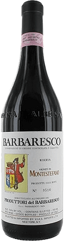 Barbaresco Riserva Montestefano Produttori del Barbaresco 2015 1.5 lt.