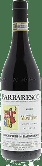 Barbaresco Riserva Montefico Produttori del Barbaresco 2014 0.75 lt.