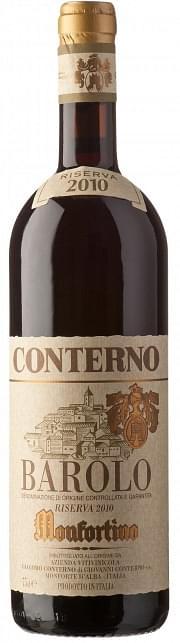 Barolo Monfortino Riserva Conterno 2010 1.5 lt.
