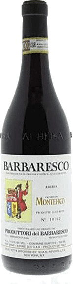 Barbaresco Riserva Montefico Produttori del Barbaresco 2016 0.75 lt.