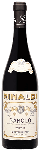 Barolo Tre Tine Giuseppe Rinaldi 2016 0.75 lt.