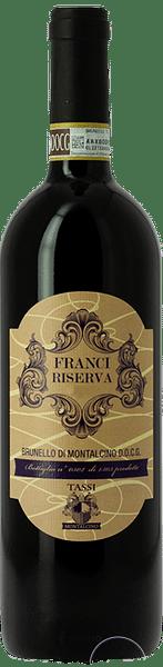Franci Brunello di Montalcino Riserva Tassi 2015 0.75 lt.