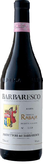 Barbaresco Riserva Rabaja Produttori del Barbaresco 2014 0.75 lt.