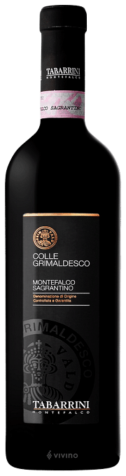 Sagrantino di Montefalco Colle Grimaldesco Tabarrini 2015 0.75 lt