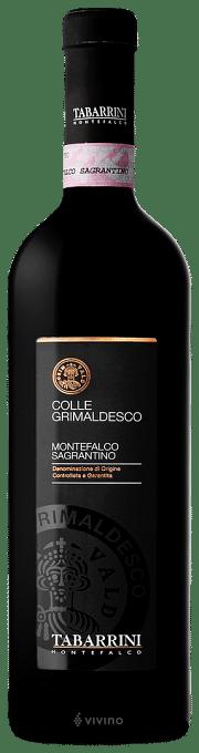 Sagrantino di Montefalco Colle Grimaldesco Tabarrini 2015 0.75 lt