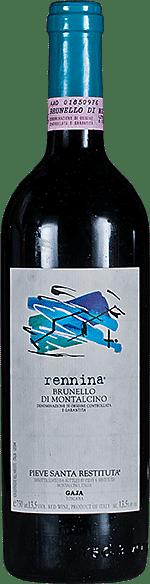 Brunello di Montalcino 1997 Pieve Santa Restituta Rennina 3 lt.