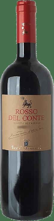 Rosso del Conte Tasca D'Almerita 2000 0.75 lt.