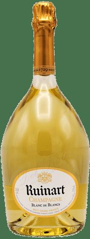 Champagne Blanc de Blancs Ruinart 0.75 lt.