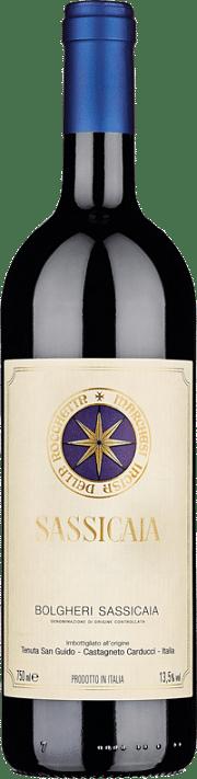 Sassicaia Tenuta San Guido 2015 0.75 lt.