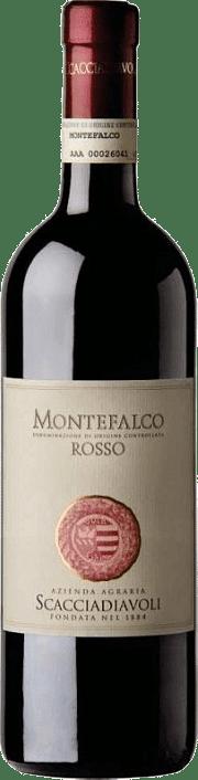 Montefalco Rosso Scacciadiavoli 2018 0.75 lt.