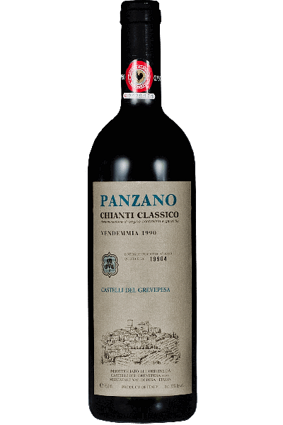 chianti classico docg selezione panzano 1990 castelli del grevepesa 0 75 lt