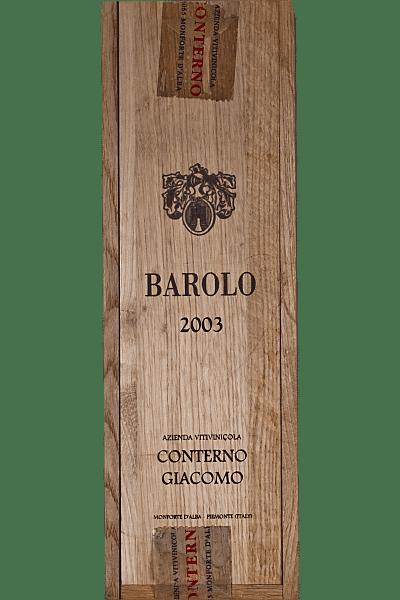 barolo cascina francia conterno 2003 1 5 lt