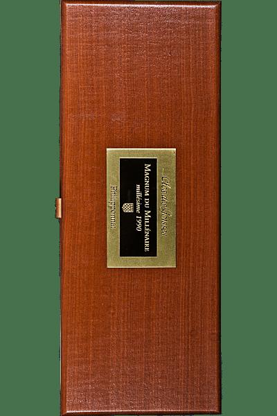 champagne brut clos des goisses magnum du millènaire millèsime philipponnat 1990 1 5 lt