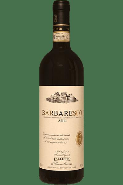 barbaresco asili bruno giacosa 2012 0 75 lt