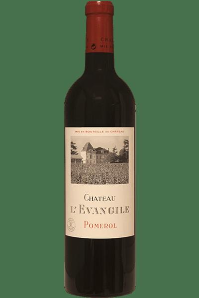 château l'evangile pomerol 2015 0 75 lt
