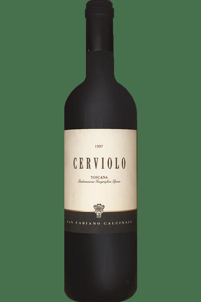 cerviolo san fabiano calcinaia 1997 0 75 lt