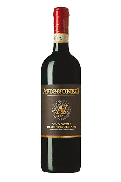 vino nobile di montepulciano avignonesi 2016 0 75 lt