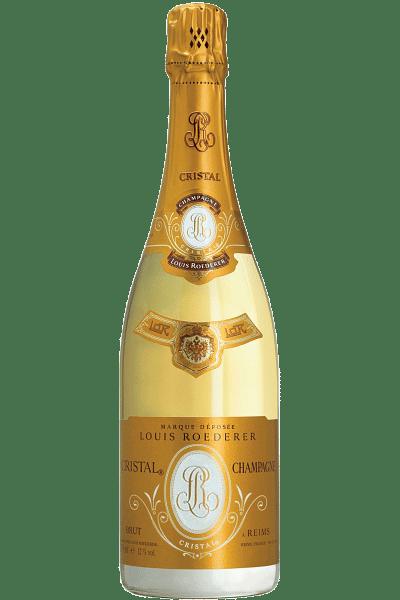 champagne cristal brut louis roederer 2008 0 75 lt