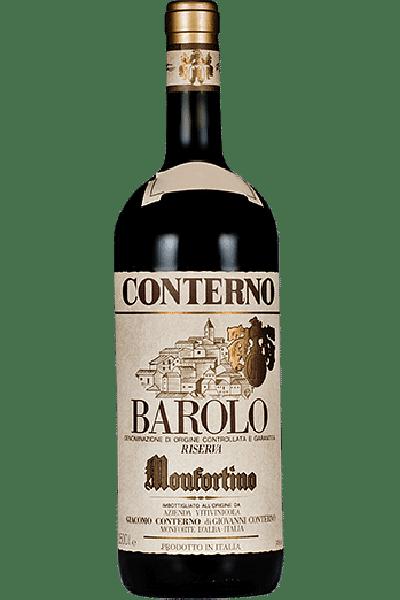 barolo conterno monfortino riserva 1997 1 5 lt