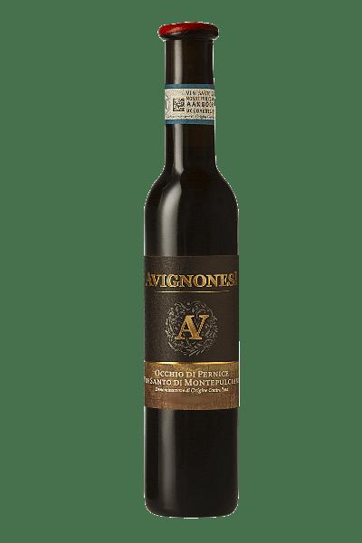 occhio di pernice vin santo di montepulciano doc avignonesi 2002 0 375 lt