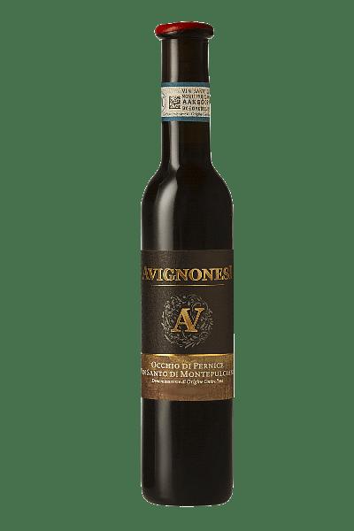 vin santo di montepulciano doc occhio di pernice avignonesi 1999 0 375 lt