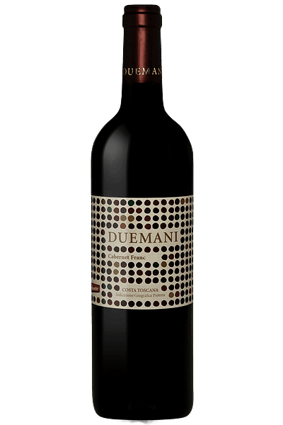 duemani cabernet franc costa toscana 2017 0 75 lt