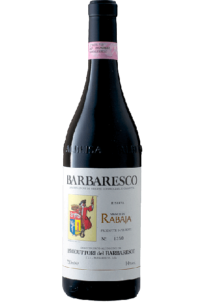 barbaresco riserva rabaja produttori del barbaresco 2014 0 75 lt
