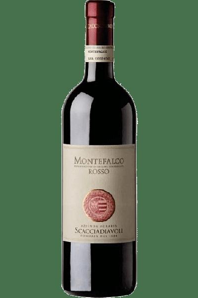montefalco rosso scacciadiavoli red wine