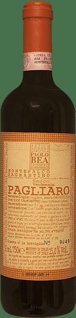 Sagrantino di Montefalco Vigna Pagliaro Paolo Bea 2012 0.75 lt.