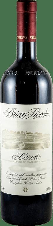 Barolo Prapo Bricco Rocche Ceretto 1990 0.75 lt.
