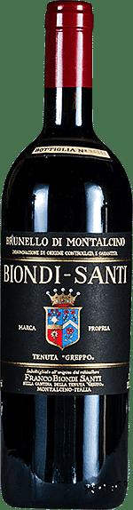 Brunello di Montalcino Tenuta il Greppo Biondi Santi 2001 0.75 lt.