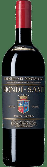 Brunello di Montalcino Tenuta Greppo Biondi Santi 2015 0.75 lt.