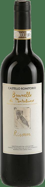 Brunello di Montalcino Riserva Castello di Romitorio 2016 0.75 lt.