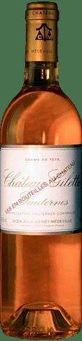 Chateau Gilette Christian Medeville Sauternes 1971 0.75 lt.