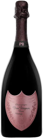 Champagne P2 Rosè Dom Pérignon 1996 0.75 lt.