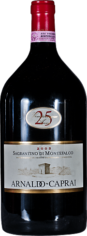 Sagrantino di Montefalco 25 Anni Caprai 2005 3 lt.